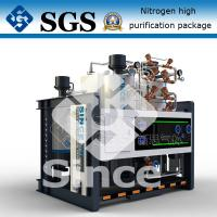 Brazing Furnace Nitrogen Gas Purification System Making Water Condenser / Evaporator Manufactures