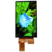 240 ( RGB ) x 800 3.7 Inch AMS369FG06 Samsung AM OLED Panels For Mobile Manufactures