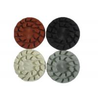 Floor Buffer Concrete Sanding Pads / Floor Polishing Discs For Abrasive Coarse Surface Manufactures