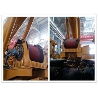 Heavy Duty Tower Hoist Winch Construction Site Pulling Winch With Lebus Grooved Drum