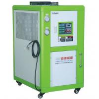 Compact Structure Air Cooled Industrial Chiller With 600L Tank Capacity Manufactures