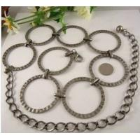 China OEM silver, rhodium, bronze, gold, hematite Chain Bracelets For Women on sale