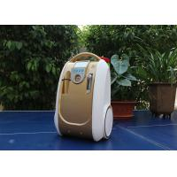 Mobile Electronic Home Oxygen Concentrator Lightweight Multi - Flow Longer Life Span Manufactures