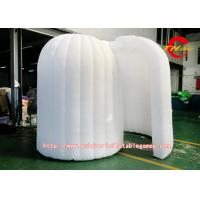 Small Photo Inflatable Tent , Light Emitting Diode Lamp Lighting Manufactures