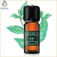 China Emeline Natural Organic Cosmetics Skin Care Tea Tree Essential Oil for Face on sale
