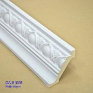 China Natural home decoration pu cornice board ideas on sale