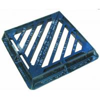 EN124 Third Party Quality Assurance C250 Gully Gratings Double Triangular Manufactures