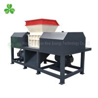 Long Lifetime Industrial Shredding Machine Two Shaft ABS Plastic Shredder Machine Manufactures