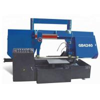 China GB4240 Double Column Precision Grinding Machine For Sawing Ferrous And Non Ferrous Metals on sale