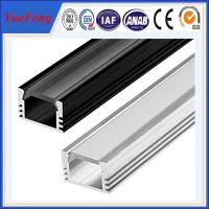 6063 t5 aluminium profile for led strips,aluminium housing for led strip light Manufactures
