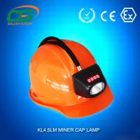 Cordless Underground LED Mining Lamp IP65 4.5ah Rechargeable Manufactures