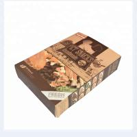 Paperboard Custom Dog Treat Packaging Box With Gloss Surface Finish Manufactures