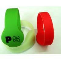UHF Silicone Wristband, Soft Silicone Bracelet, EPC GEN2, ISO18000-6C Wristband, Long distance Manufactures