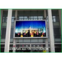 P4.81 Die - Casting Rental Led Display Video Wall With Effective Images / High Refresh Manufactures