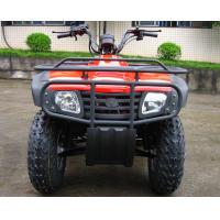 Utility Four Wheeler Motor Bikes 250cc 4 Wheeler ATV With Large Size Shaft Drive Manufactures