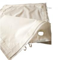 China Custom Dimensionswater Filter Cloth / Cotton Filter Cloth No Pollution To Filtration on sale