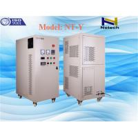 220V Corona Large Ozone Generator With 30lpm , Oxygen Concentrator For Water Purification Manufactures