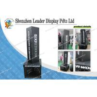 China Paper Hockey Stick Retailing POS Display Stands For Shopping Malls on sale