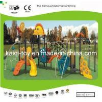 Environment-Friendly Animal Series Outdoor Playground Equipment (KQ9124A) Manufactures