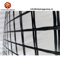Factory Supply Bitumen Coated Pavement Reinforcement Geogrid with CE Mark Manufactures