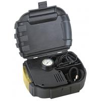 3 In 1 Air Compressor Black Plastic Kit Portable Fast Inflation For Cars And Bicycles And Ballls Manufactures