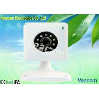 8 - 10M Night Vision Distance Wire External IP Camera of 300K Pixels  Manufactures