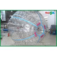 Gaint 1.0mm TPU Land Zorb Ball Custom Inflatables Products Manufactures