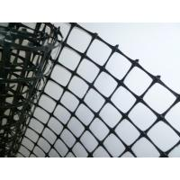 China Airport Plastic PP Biaxial Geogrid High Tension Resistance CE on sale