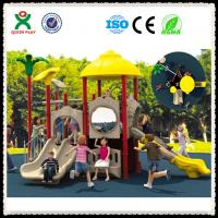 Cheap Playground Sets Kids Outdoor Playground Sets Made in China QX-008A Manufactures
