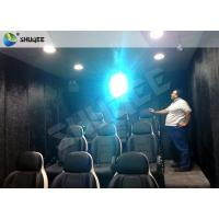 Electic Simulator System Mobile 5D Theater equipment With 2 Years Warranty Manufactures
