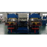 China Four Molds Installed 400 Ton Truck Brake Pads Molding Hot Press Machine on sale