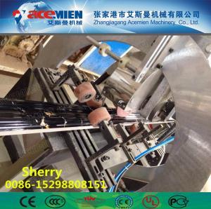 PVC artificial marble profile making machine extrusion machinery artificial marble profile production machine Manufactures