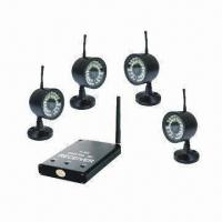 Digital Wireless Camera Kit with 4-call Receiving and Monitoring Manufactures