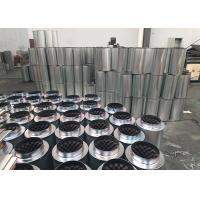 Galvanized Air Duct Noise Silencer  ,  Silver Noise Reducing 6 inch fan silencer Manufactures