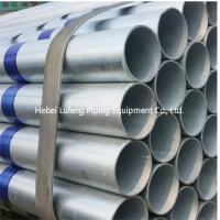 Galvanized surface treatment and not Alloy Alloy or not galvanized steel pipe/tube Manufactures