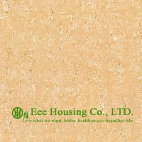 China Yellow Color Travertine Tile With Matt or Polished Surface, 600mm*600mm / 800mm*800mm on sale