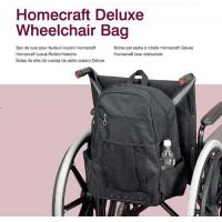 1x Large Storage Luxury Wheelchair Bag Mesh Side Pocket Power Electric Wheel Chair Bag Manufactures