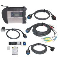 MB SD Connect Compact 4 Auto Diagnostic Tools C4 with WiFi Manufactures