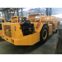 Customized Underground Mining Dump Truck High Performance PLC Control For Mining UK-20 Manufactures