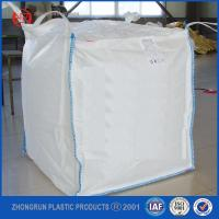 China Jumbo bag for cement /U-panel bag/plastic cement bag container bag with factory price on sale