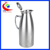 China Fashional Stainless steel Coffee Shop Equipment Keeping Warm Water Kettle on sale