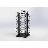 China Sunglasses Eyewear Metal Counter Display Stands with rotated base on sale