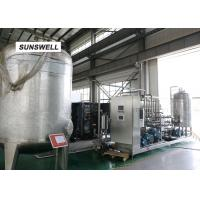 China Electricity Saving Carbonated Filling Machine  With YHZ Type Mixer Used In Chiller And Warmer on sale