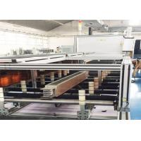 ISO9001 Single Layer Bus Bar Assembly Machine Current Ratings 630A - 2500A Manufactures