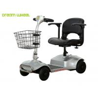 China 4 Wheels Electric Mobility Scooter 24V 12Ah Lead Acid Gel Battery 38Kgs on sale