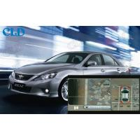 REIZ Infrared Night Vision Dvr Parking Assistant System Around View monitor, HD Cameras Manufactures
