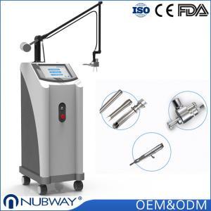 NUBWAY promotion scar wrinkles removal skin resurfacing fractional co2 laser equipment Manufactures