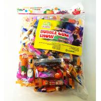 Bubble Chewing Gum Show With Multi Fruit Flavor Packed In Bag Tasty And Healthy Manufactures