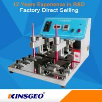 China Manual Automatic Operation Stainless Steel Rubber Testing Machine Washing Color Fastness Testing on sale