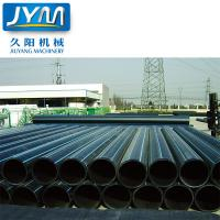 High Efficient Plastic Pipe Manufacturing Machine With CE / ISO Certificate Manufactures